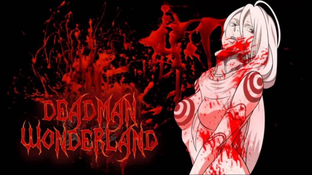 Deadman Wonderland wallpaper6
