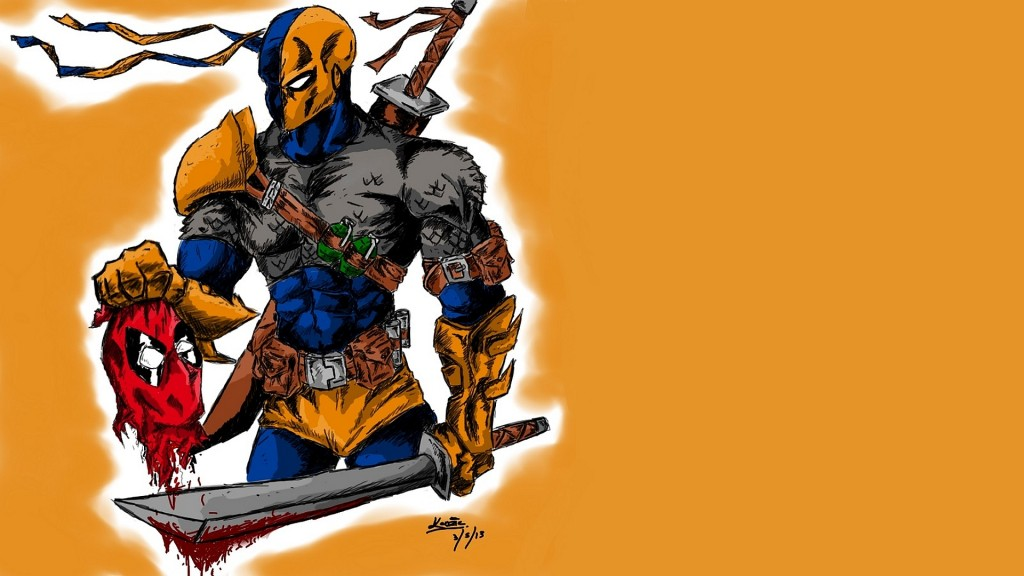 deathstroke wallpaper2