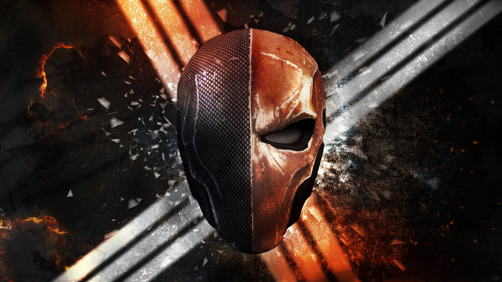 Deathstroke Wallpaper3