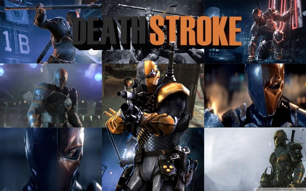 Deathstroke wallpaper6