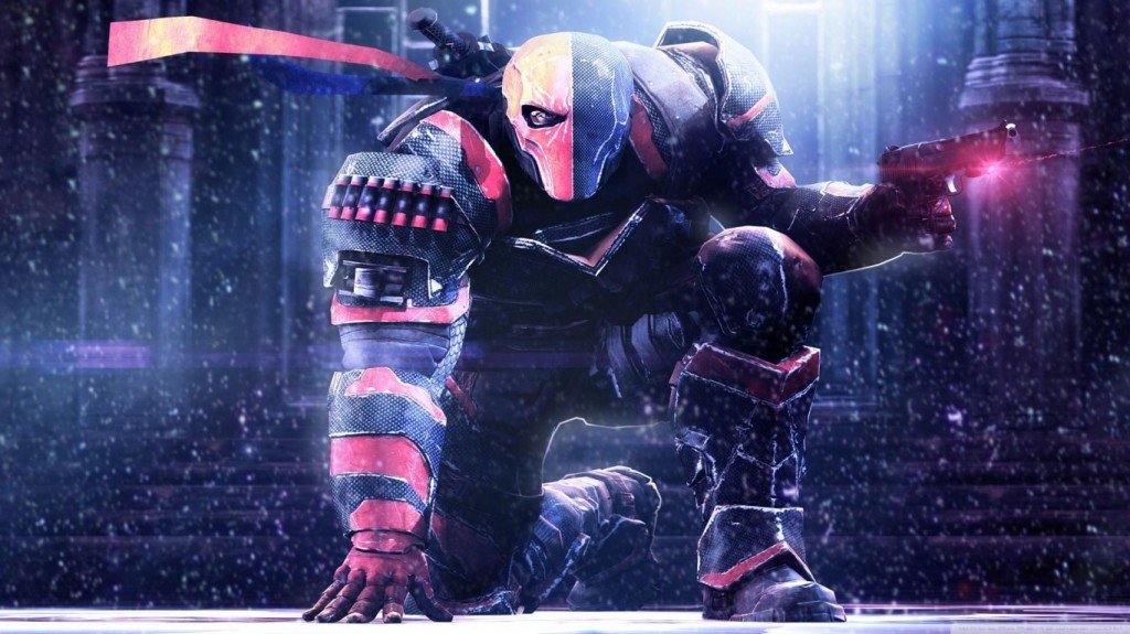 Deathstroke wallpaper7