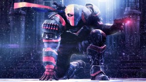 Deathstroke wallpaper HD