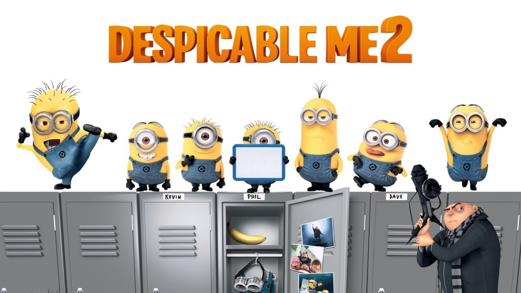 despicable me wallpaper7