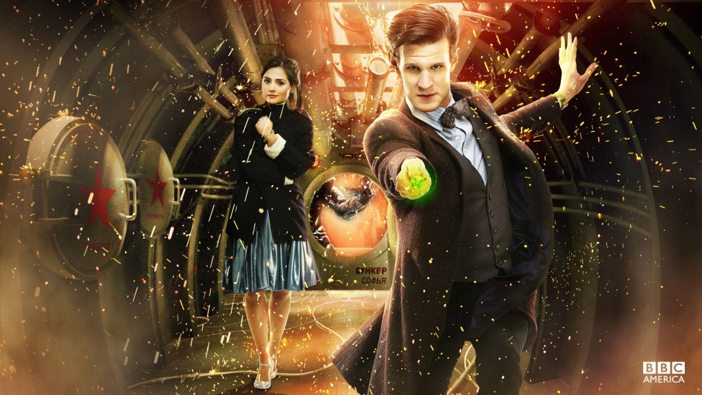 DOCTOR WHO SERIES 7B EPISÓDIO 3 GUERRA FRIA