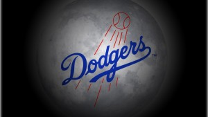 dodgers tapetti HD