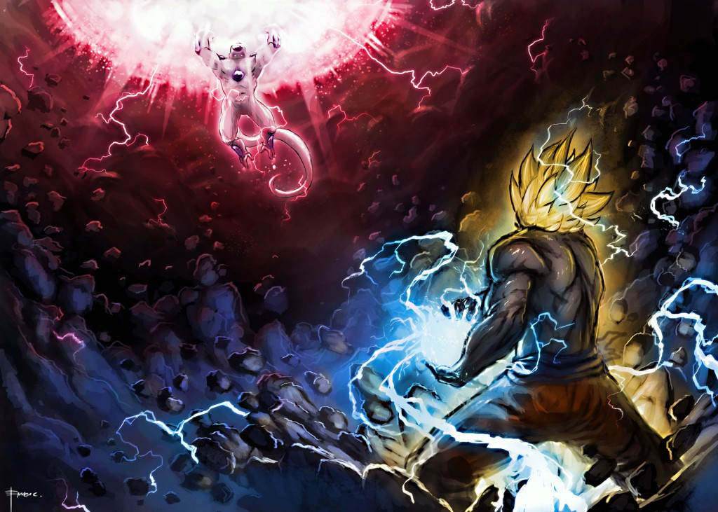 dragon ball z wallpapers1
