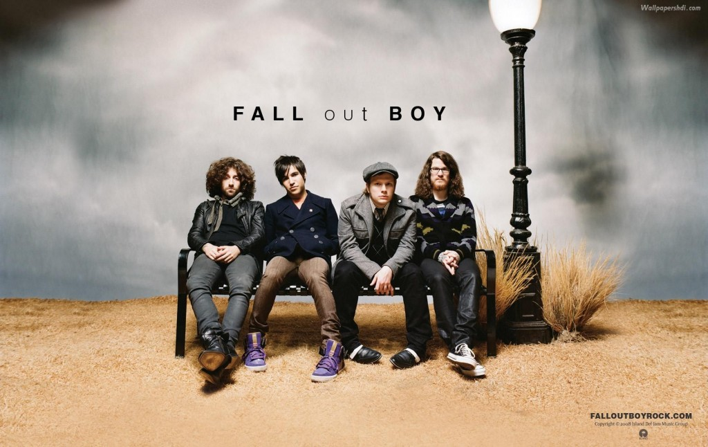 fall out boy wallpaper1