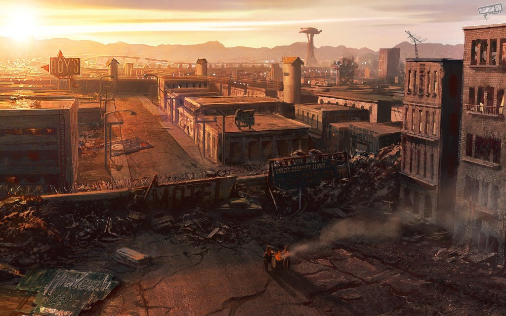 Fallout New vegas wallpaper3