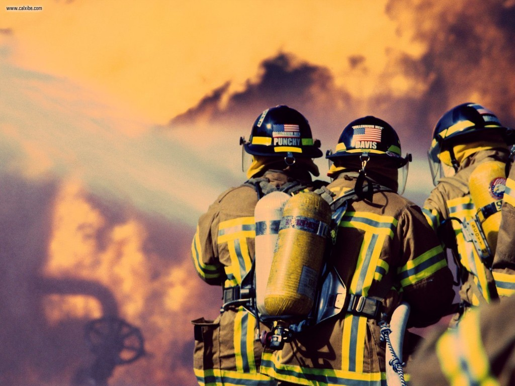 wallpaper2 pompier