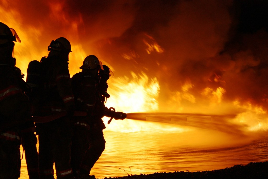 brandweerman Wallpaper5
