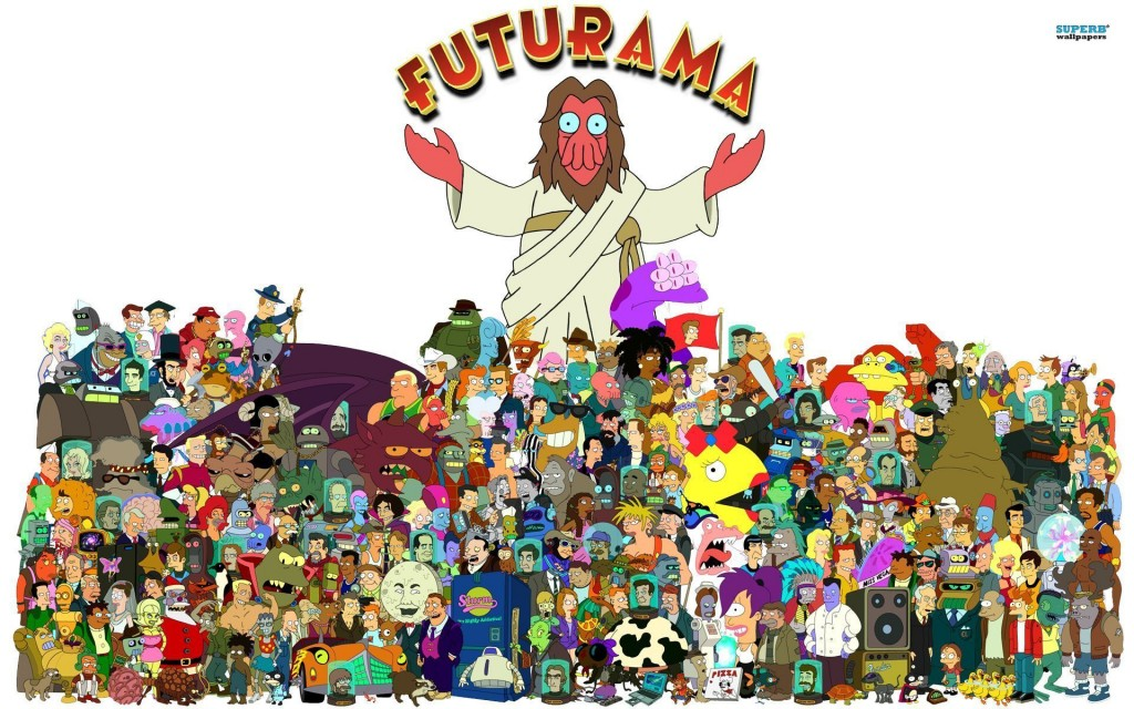 futurama wallpaper4