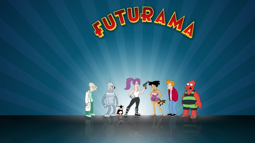 futurama wallpaper5