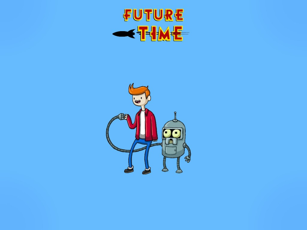 futurama wallpaper6