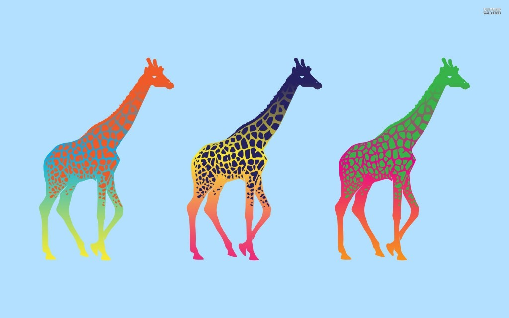 giraffe Wallpaper3