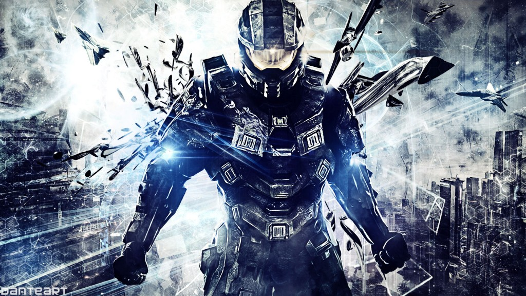 halo 4 wallpaper HD