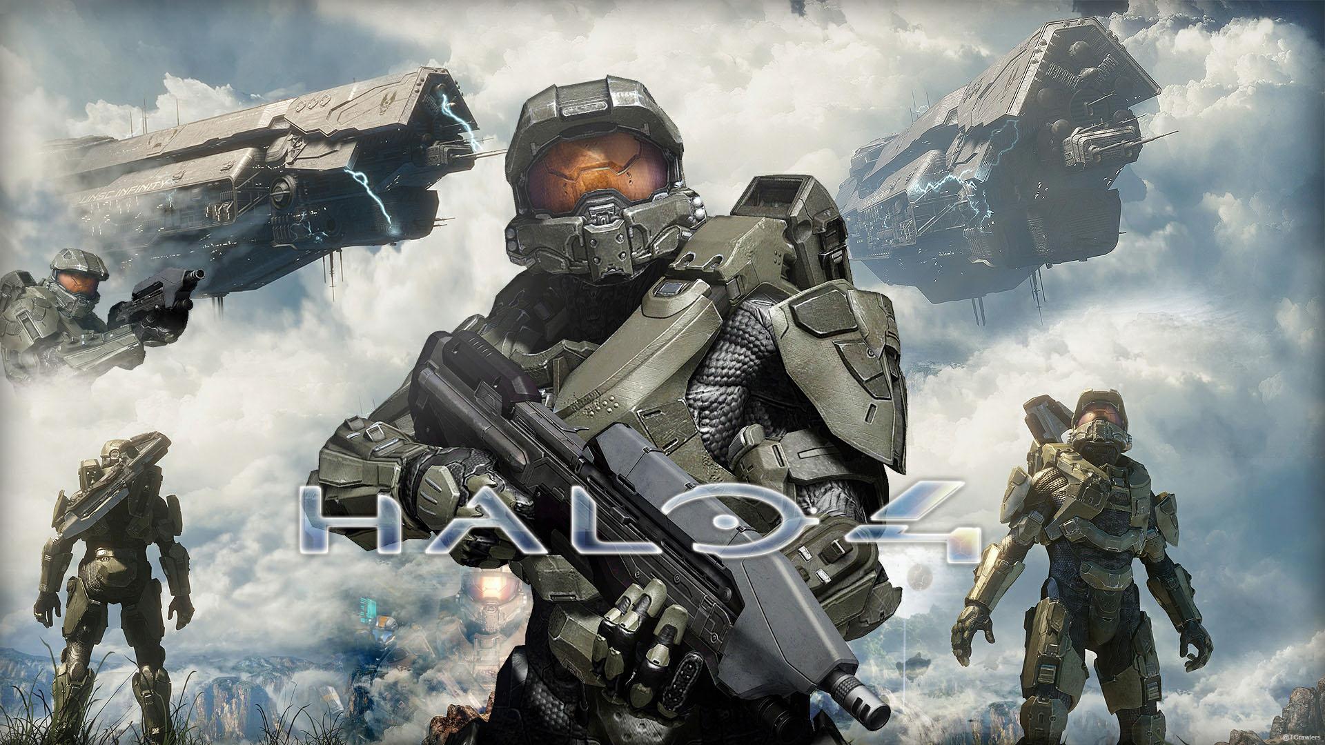 Halo 4 fond d 39 cran hd - Halo 5 screensaver ...