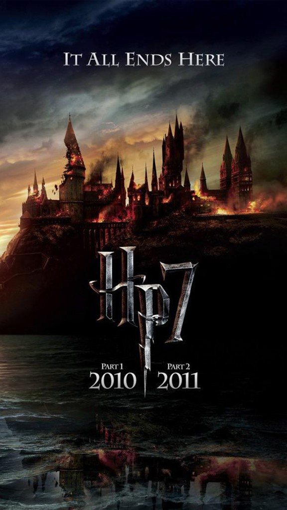 harry potter iphone wallpaper2