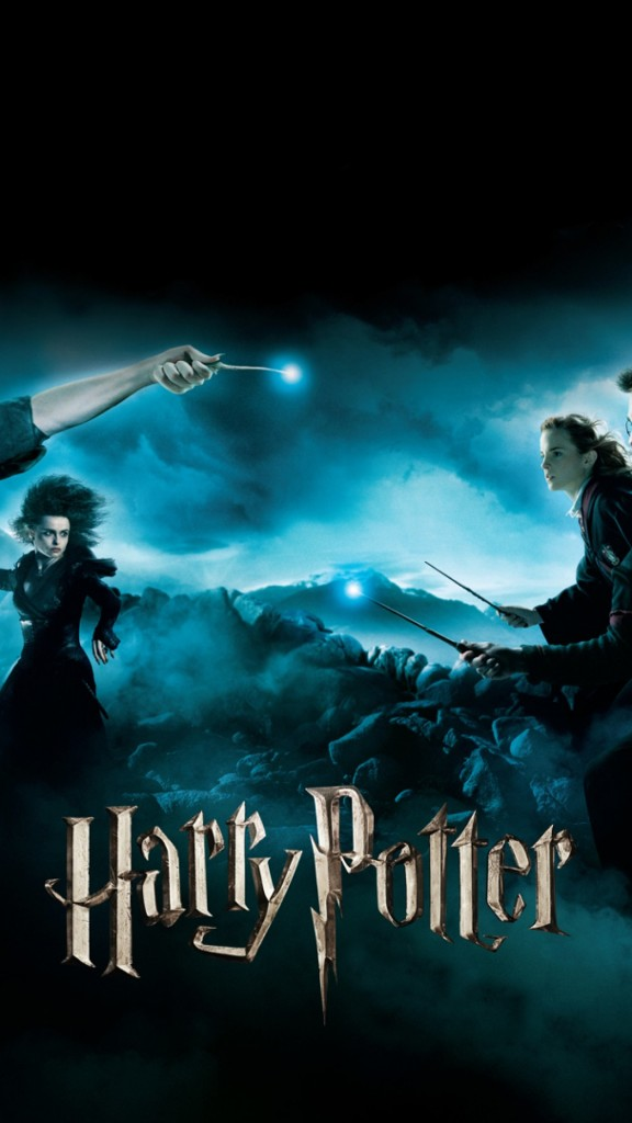 harry potter iphone Wallpaper4