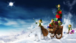 hd kerst wallpapers