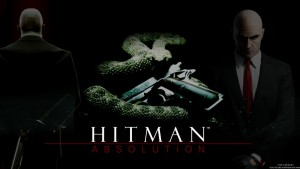 Hitman tapetti HD