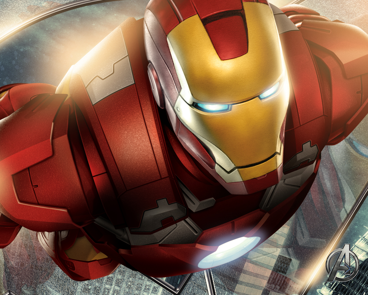Iron man wallpaper hd - Iron man 2 telecharger ...