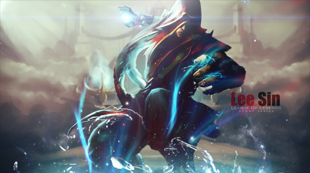 lee sin wallpaper2