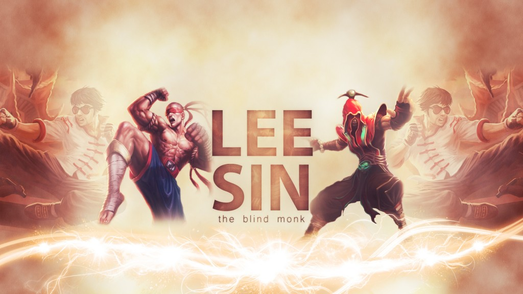 lee sin wallpaper5