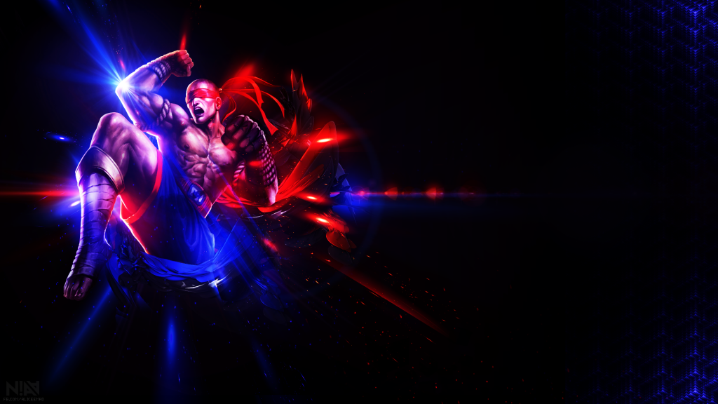 lee sin wallpaper6