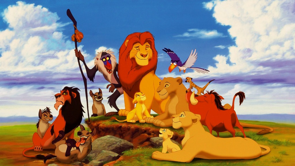 lion king wallpaper3