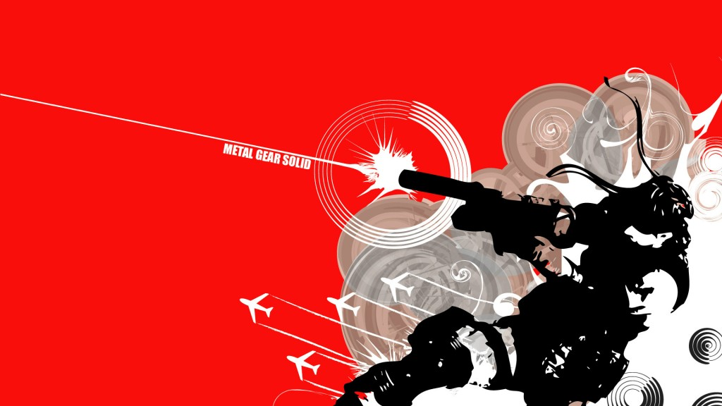 metal gear papier solide HD