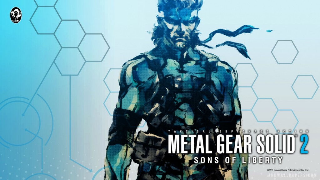 metal gear solid wallpaper6