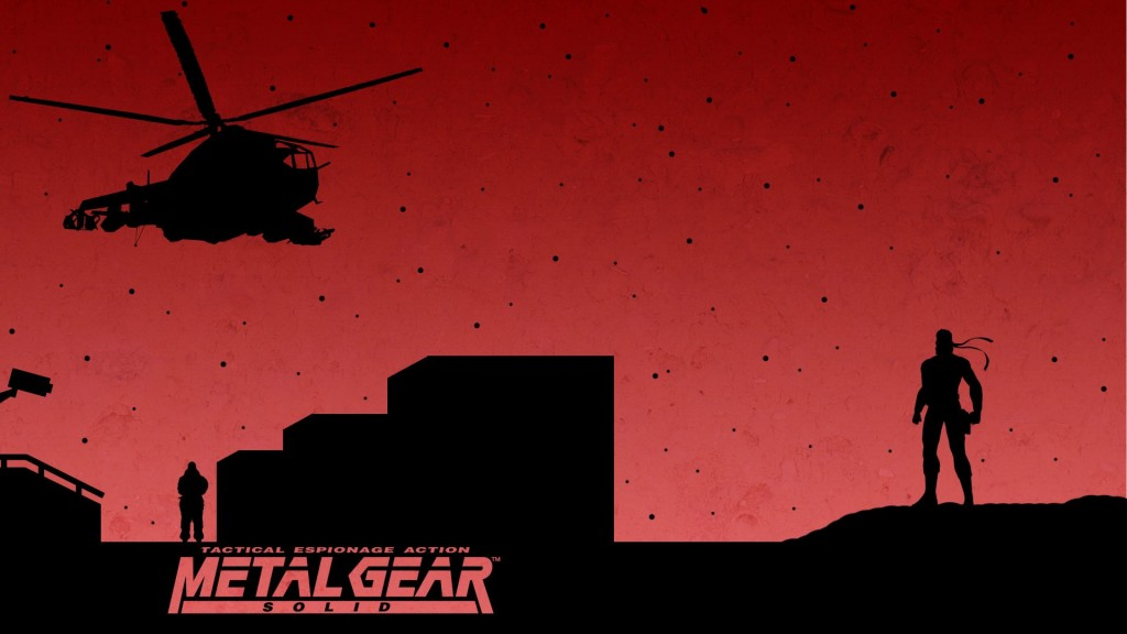 metal gear solide de wallpaper7