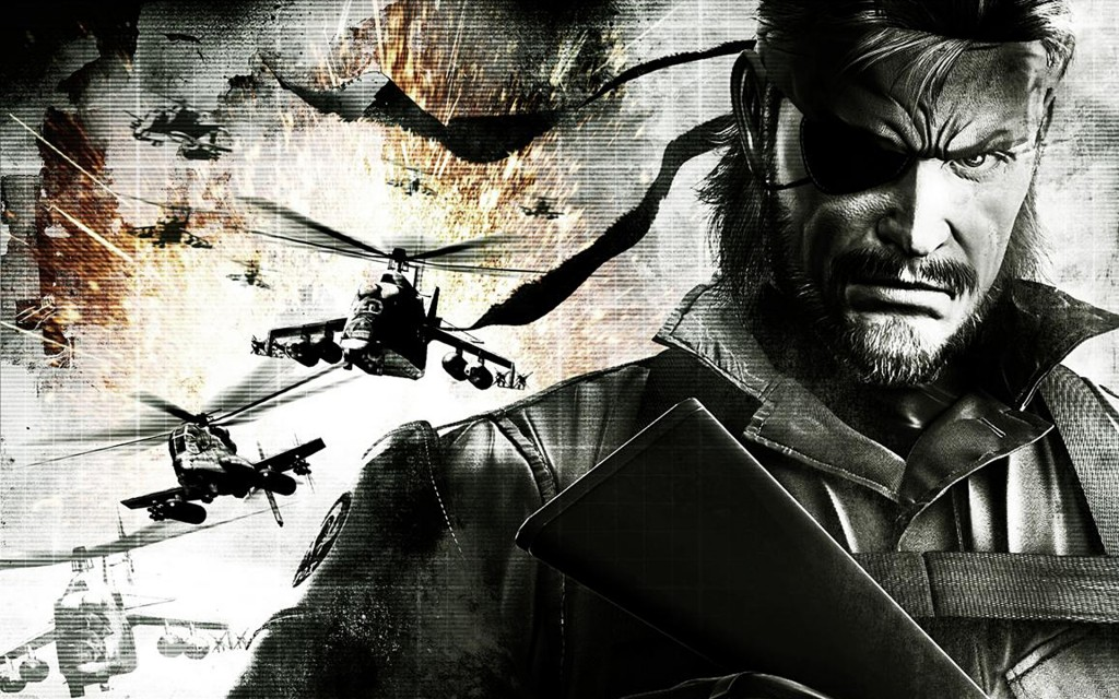 metal gear solide de wallpaper8