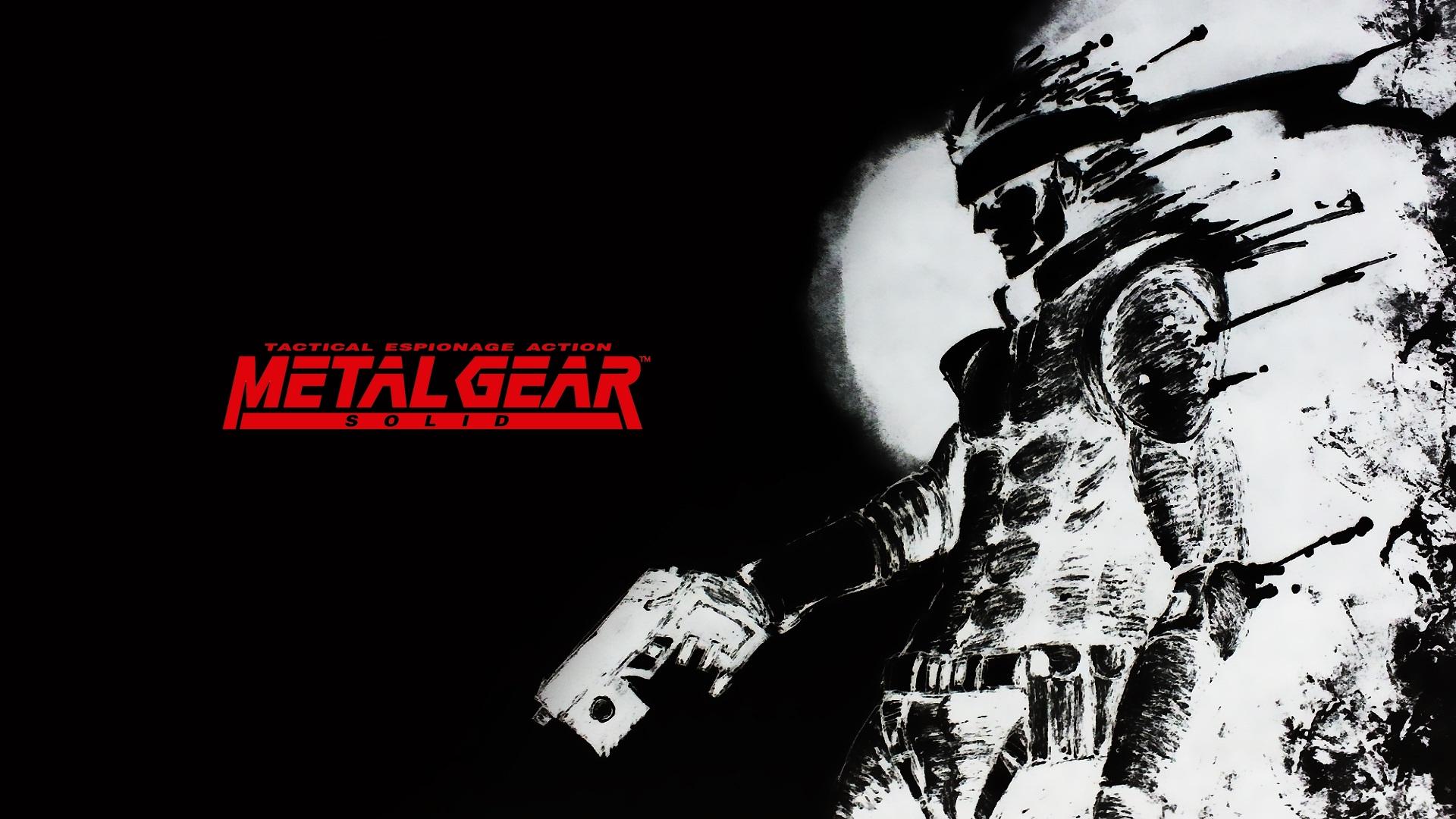 Metal Gear Solid 2 Wallpaper: Metal Gear Solid Wallpaper HD