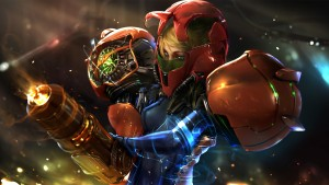 metroid tapetti HD