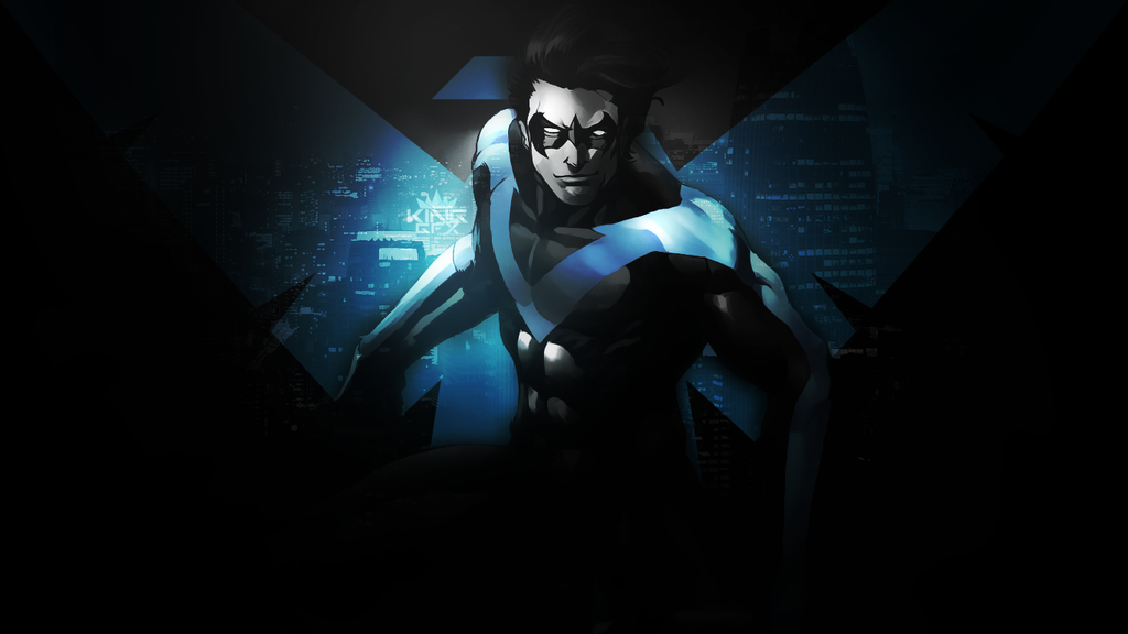 nightwing wallpaper3