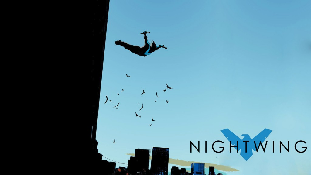 nightwing wallpaper4