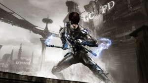 Nightwing kertas dinding HD