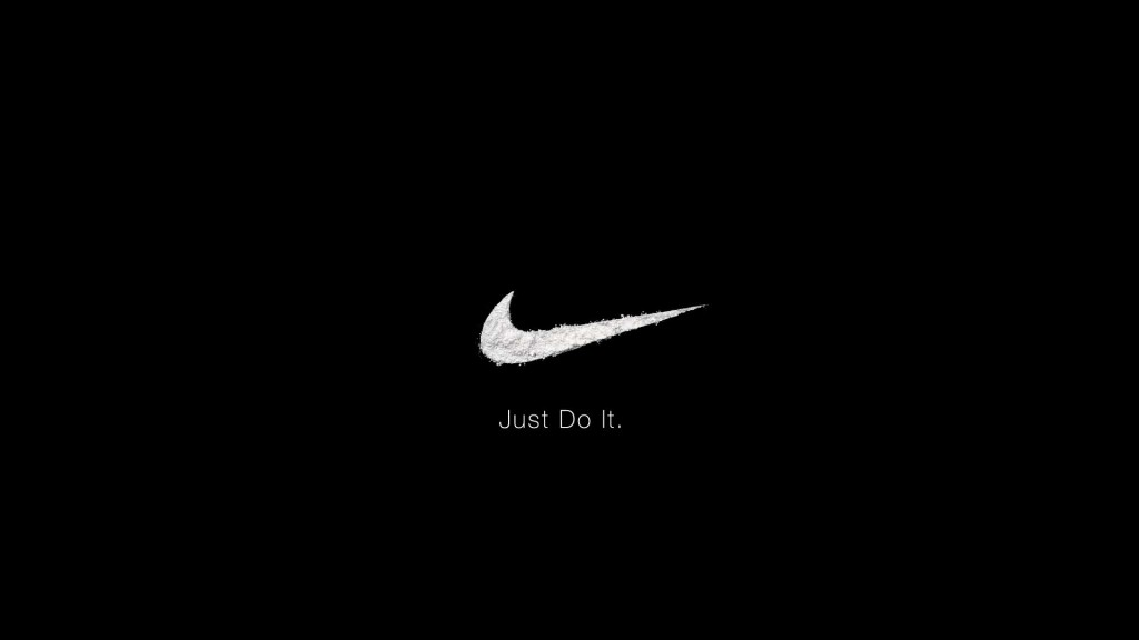 Nike logo wallpaper HD