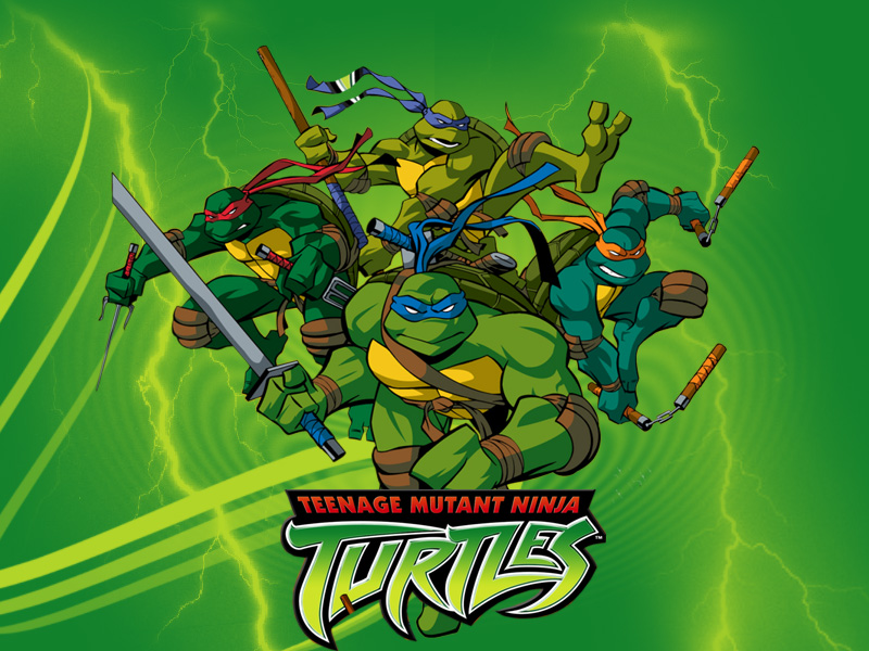 Ninja Turtles Wallpaper1