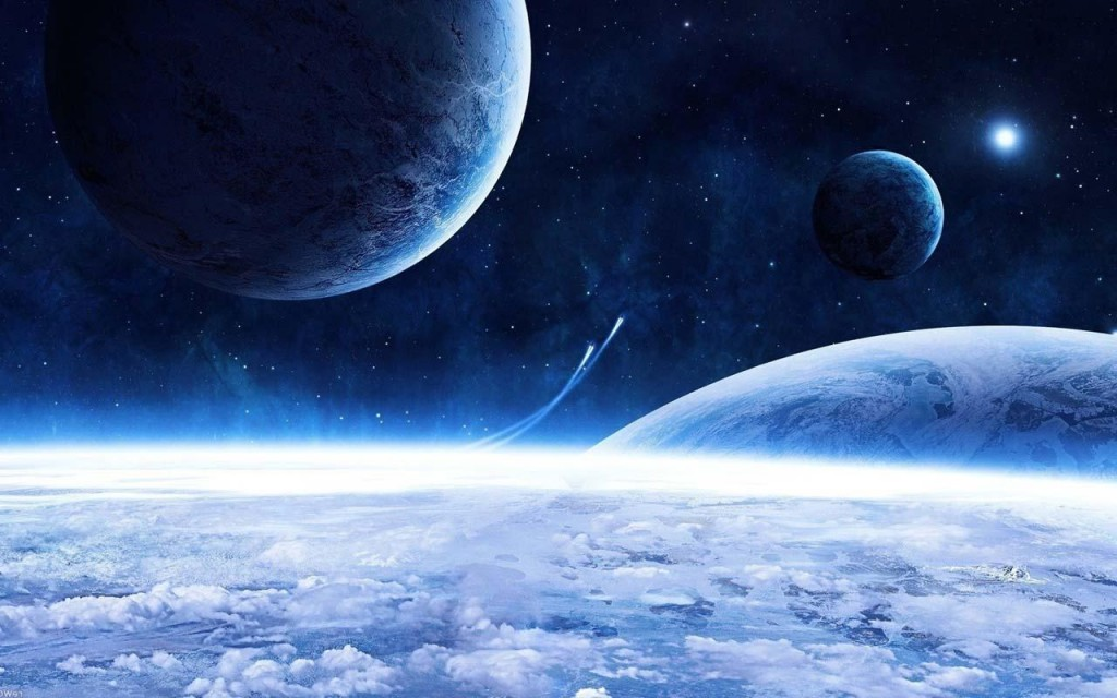 outer space wallpaper1
