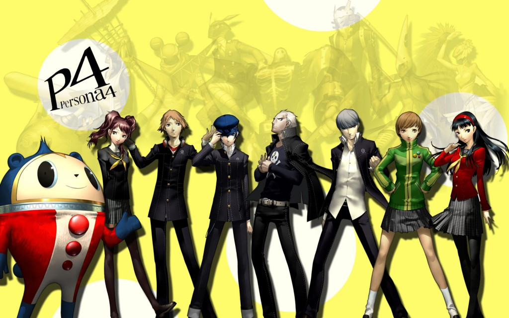 persona 4 wallpaper HD