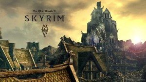 Skyrim HD wallpapers
