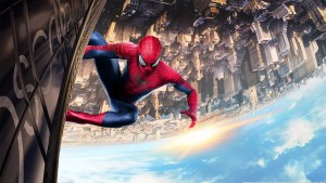 Spiderman kertas hias dinding HD
