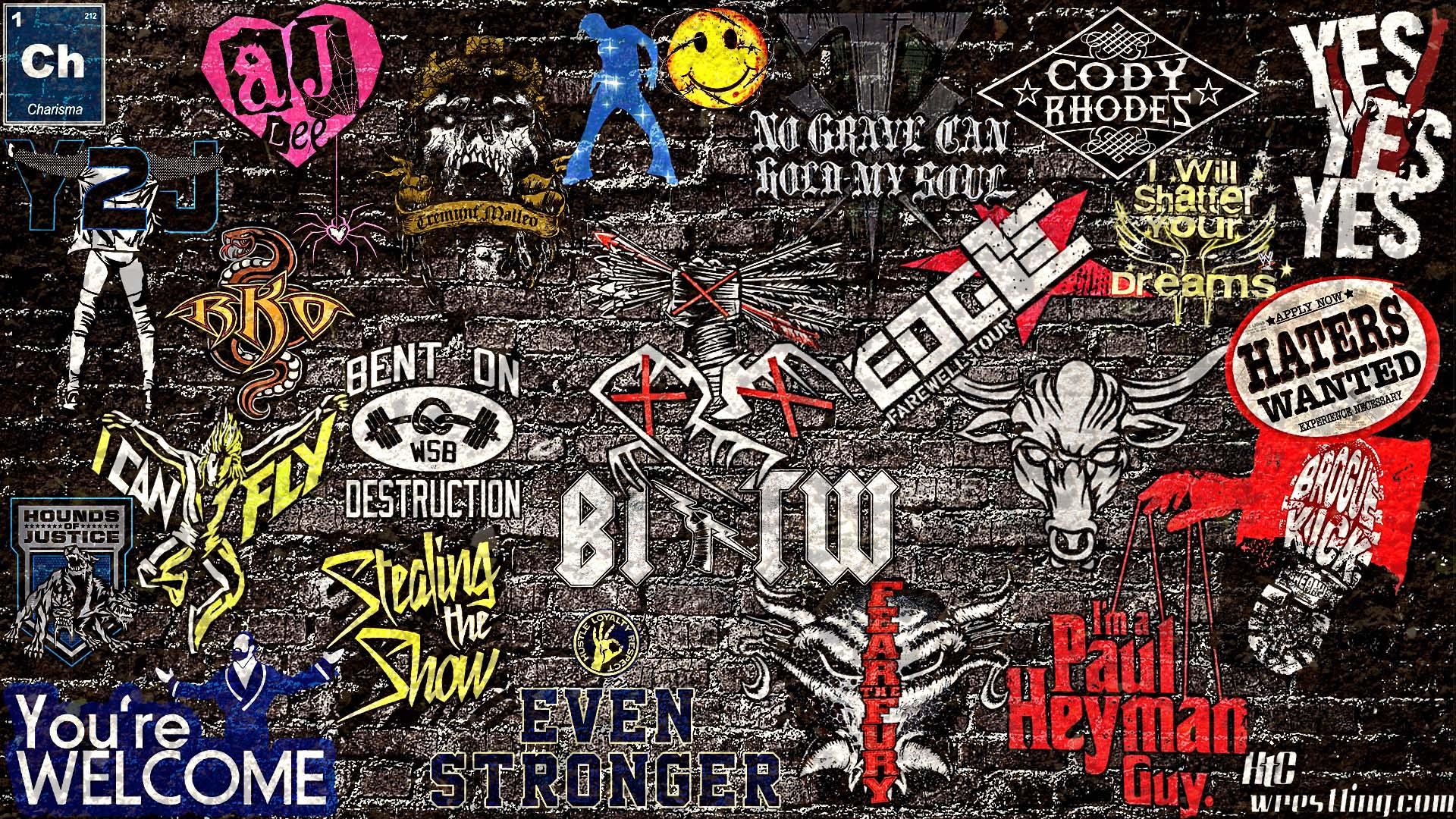 sticker wallpaper hd