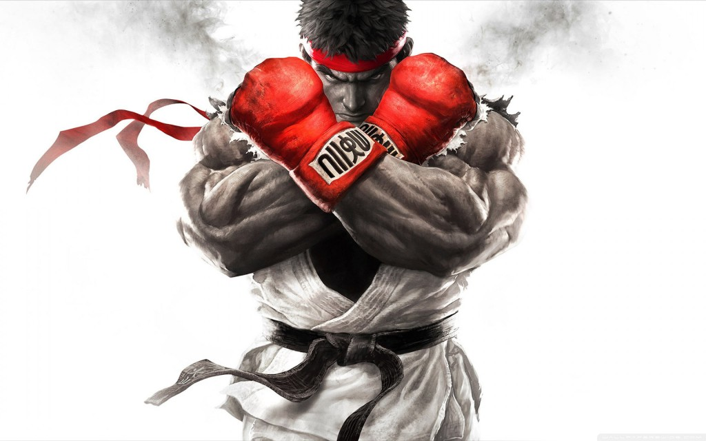 street fighter Wallpaper1