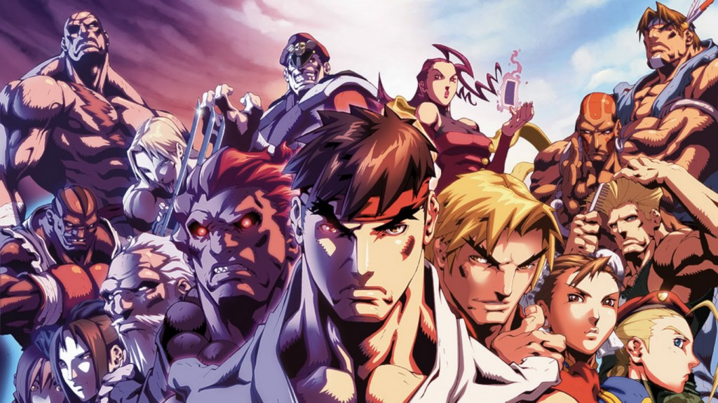 street fighter wallpaper3