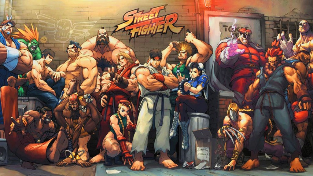Street Fighter wallpaper5