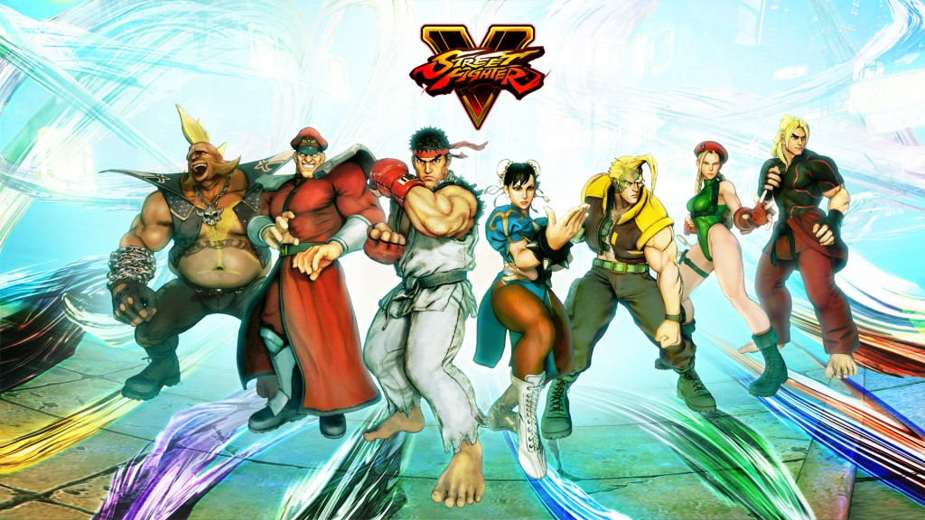 Street Fighter wallpaper7
