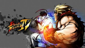 Street Fighter tapetti HD